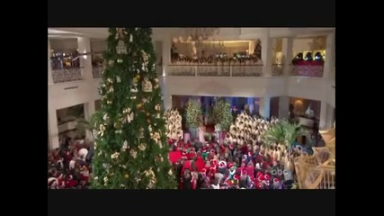 Селин Дион / Celine Dion - Disney Christmas Day Parade 2009