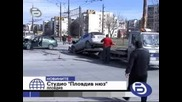 Тежка Катастрофа В Пловдив Съобщиха Бтв Новините.flv