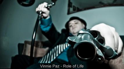Vinnie Paz - Role of Life