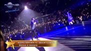 Константин ft. Деси Слава - Болка в минути, 2015 / 14 години Планета / / Арена Армеец /