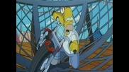 Homer V Kalboto Na Smarta