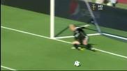 Канзас Сити 1:1 Манчестър Юнайтед гол на Бербатов от дузпа