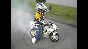 Burnout 0p Minibike