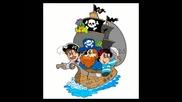 Страшните Пирати.(забавно Детско Стихче)