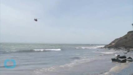 Oil Spill Harms Beautiful Beaches in Santa Barbara