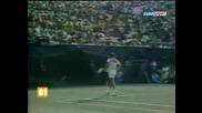 Тенис Класика : Конърс Показва феърплей