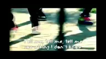 Selena Gomez - Tell Me Something I Dont Know - Official Video Lyrics [hq]