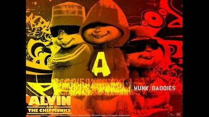 Chipmunks Black Sabbath - Iron Man