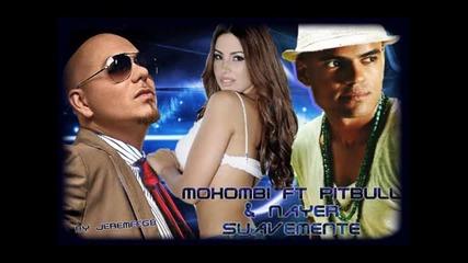 Превод!!! Nayer feat. Pitbull Mohombi - Suavemente (new Summer 2011)