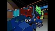 Костенурките Нинджа Скок в Бъдещето - Играта Свъши Бг Аудио