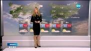 Прогноза за времето (23.10.2015 - сутрешна)