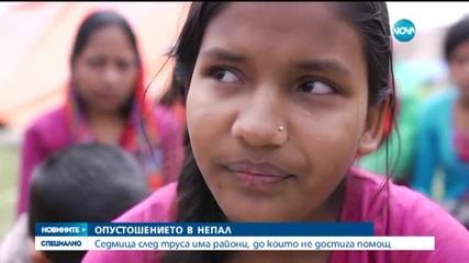 Близо 7 000 са вече жертвите на земетресението в Непал