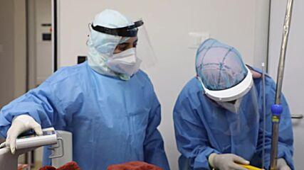 Libya: Medical centres reach maximum capacity as COVID cases surge