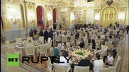 Russia: Putin presents families with 'Order of Parental Glory'