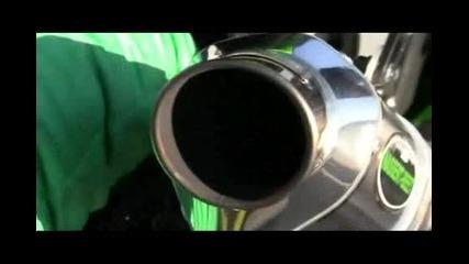 2011 Kawasaki Zx - 10r Beet Exhaust