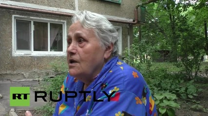 Ukraine: Four people injured in Donetsk shelling