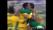"""""""ЮАР"""" и """"Кабо Верде"""" се класираха на 1/4 финалите за Купата на Африка"""
