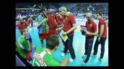 България загуби с 1:3 от Италия, но надежда все още има