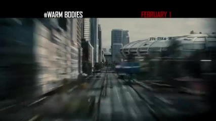 Warm Bodies (2013) - Official Trailer #2