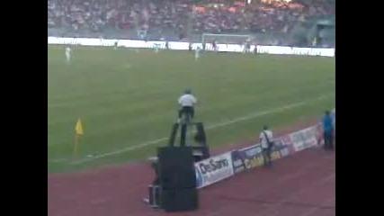 Bari 1 0 Juventus