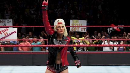 Toni Storm WWE 2K20 entrance