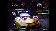 My Cars in Need For Speed Carbon