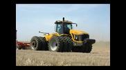 CAT MT975b Най-Големия Трактор В Света