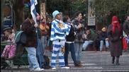 Луда радост обзе Монтевидео след успеха на Уругвай над Англия