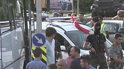 Засилени мерки за сигурност и учения в Турция
