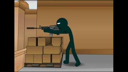 Counter - Strike - De dust2 Hd