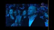 Райна и Стефан Митров - Ще ти говоря за любов [ Годишни Музикални Награди на Тв Планета 2009]