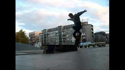 Скейт... Тел слайд