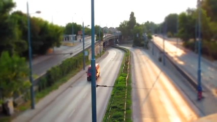 Miniature Effect - Трафик ..