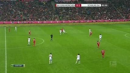 Bayern Munich - Schalke 04 5-1 (2)