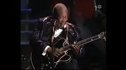 BB King, Billy Preston and Bruce Willis -