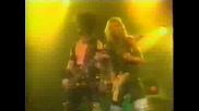 WASP  -  Sleeping in the Fire (Live)