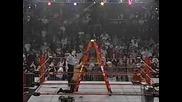 Nwa Tna - Сендмен , Сатърн и Нюл Джак срещу Майк Осъм , Слаш и Брайън Лий(2003)