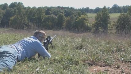 Най - опасният снайпер който сте виждали!! Изумително !!