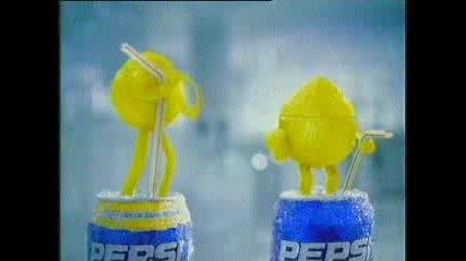 Реклама - Pepsi Twist