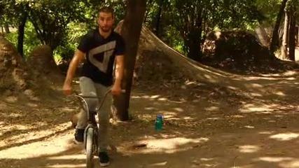 Bmx Tricks : Bmx: 360 Jump