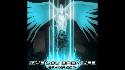 Лудница.. Dubstep -.. ! Give you back life ! .. много силен трак !