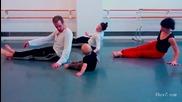 Най - малкият учител по танци - бебе хореограф