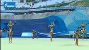 България - бухалки - Световна купа Казан 2014
