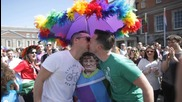 Ireland Votes to Legalize Gay Marriage In Landslide