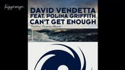 David Vendetta ft. Polina Griffith - Can't Get Enough ( Tristan Casara Remix ) Preview