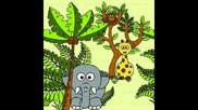 Закачливата Маймуна.весело Детско Стихче