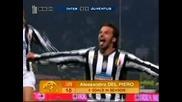 The Best Recent Goals of Alex Del Piero - Disturbed Inside The Fire