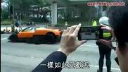 Китаец помля Pagani Zonda F