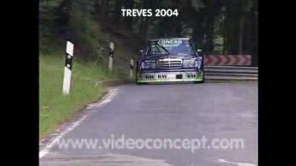 Mercedes 190e Evo Ii Induction Sound !