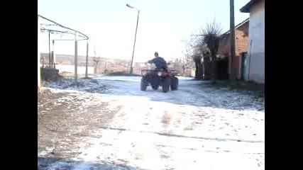 Atv Drifting